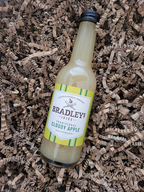 Bradleys Cloudy Apple Juice 250ml