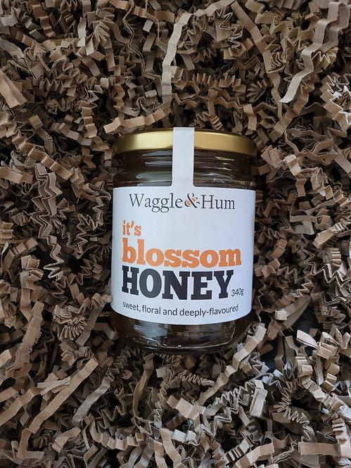 Waggle & Hum Blossom Honey