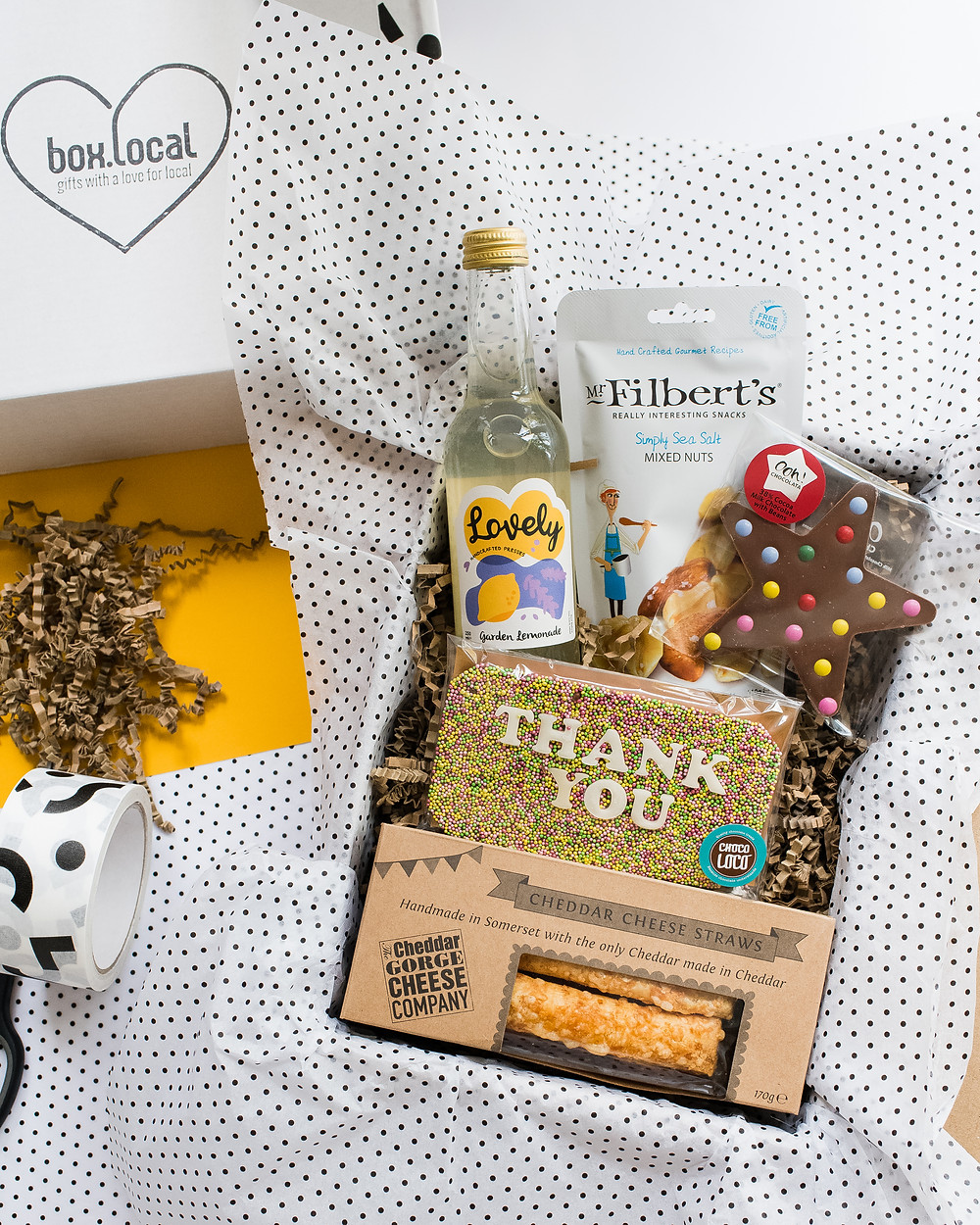 Bristol Hamper - Thank You Gift Box