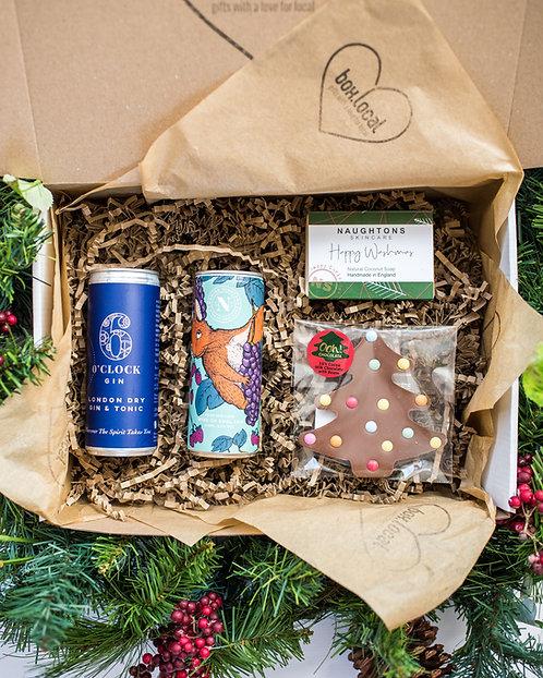 Christmas box one