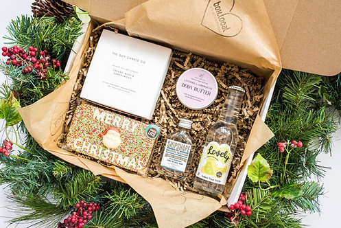 Christmas box nine