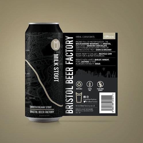 Bristol Beer Factory Milk Stout 440ml