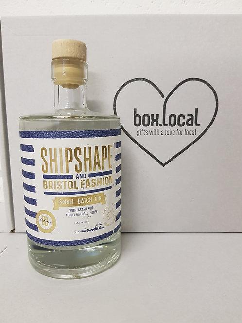 50cl Shipshape and Bristol Fashion Gin