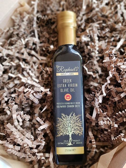 Raphael's Mediterranean Deli Products Extra Virgin Olive Oil 250ml