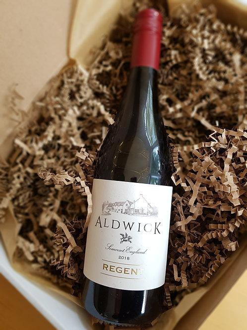 Aldwick Estate Vineyard Regent Red Wine 75cl