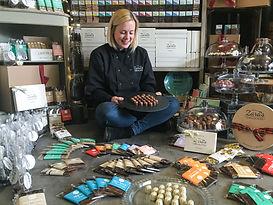 Zara's Chocolates