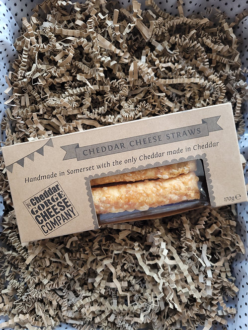 The Cheddar Gorge Cheese Co 5 Cheese Straws