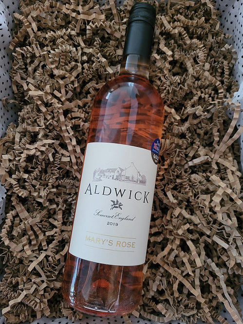 Aldwick Estate Vineyard Mary's Rose Rose Wine 75cl