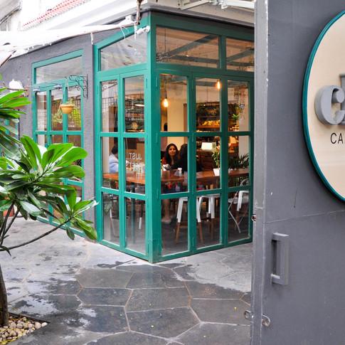 CHAFA CAFE & STUDIO