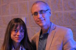 Marissa Barnes and Steve Harrist 8.4.2012