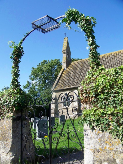 The Gate Christ Church, Bulkington.jpg