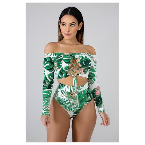 Palm Paradise Swim Set