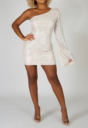 Sparkle Bodycon Dress