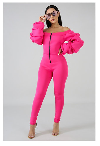 Power of Pink Jumpsuit