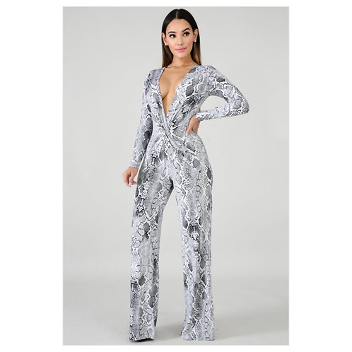 Cold Blooded Jumpsuit