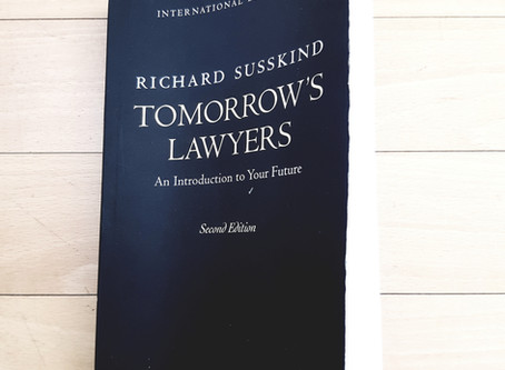 Tomorrow's Lawyers - Richard Susskind #1book30quotes