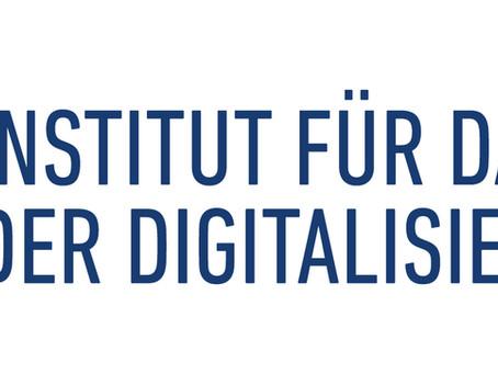 Das Institut für das Recht der Digitalisierung - Forschung und Tech-Praxis vereint