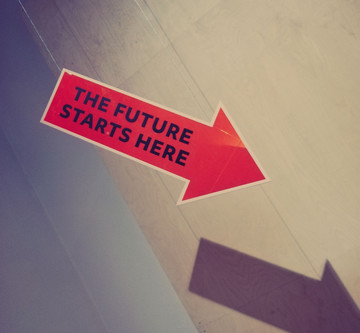 The Future starts here - Moderna Museet Stockholm