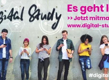 Fünf Gründe für die Teilnahme an der Digital Study 2020