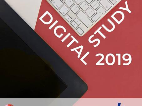 Die Digital Study 2019 – von LEX superior, BRF und ELSA Deutschland
