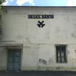 Film Location Mine Pécs