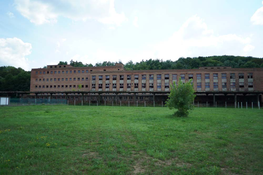 film location factory horror