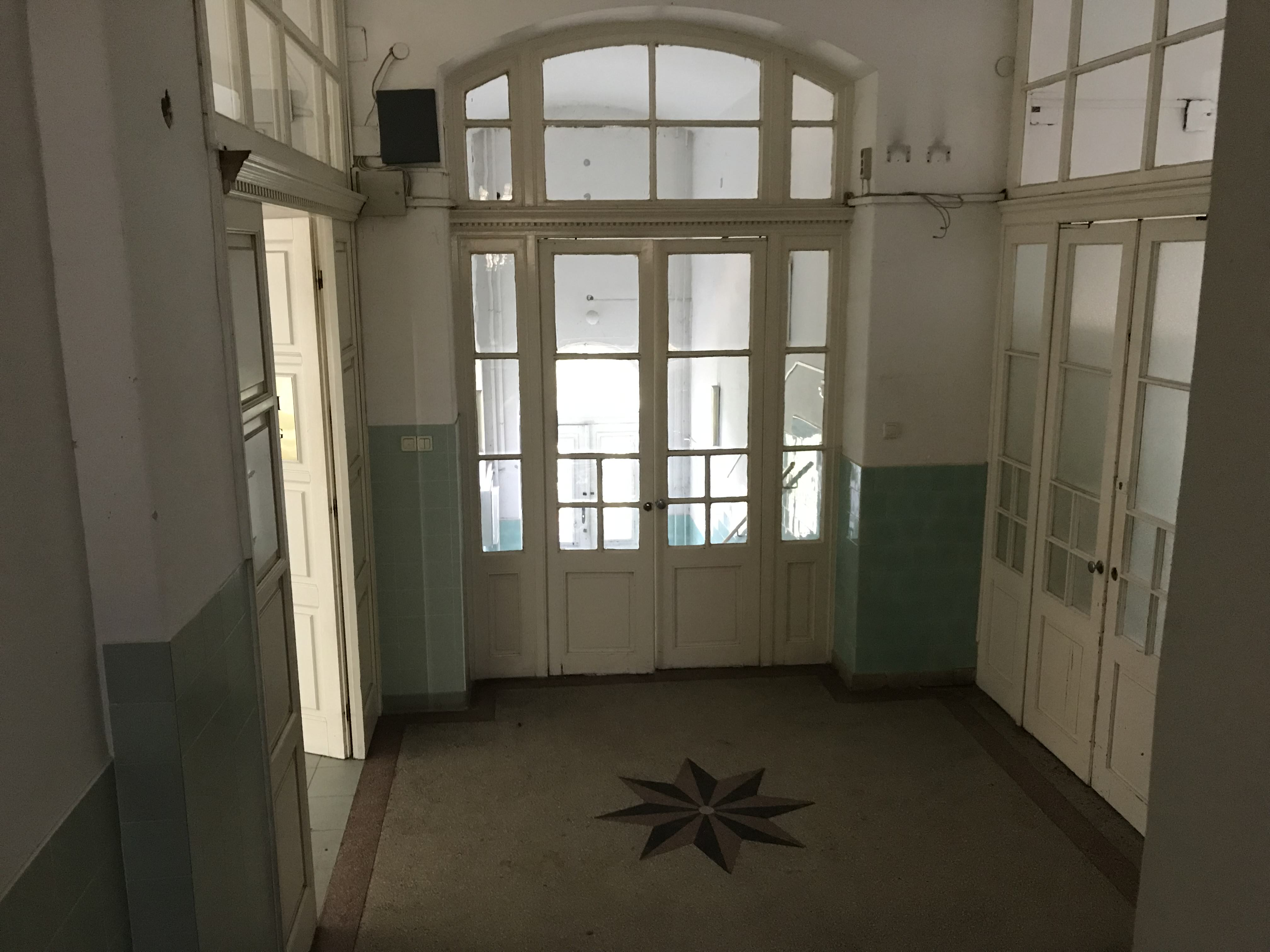 Film Location Hospital Pécs