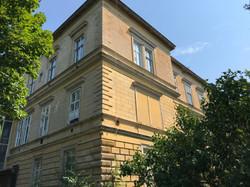 Film Location Hospital Pécs