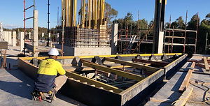 A1FORMWORK & STEELFIXING