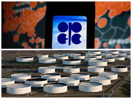 Outbreak, Oil Shock, and OPEC++