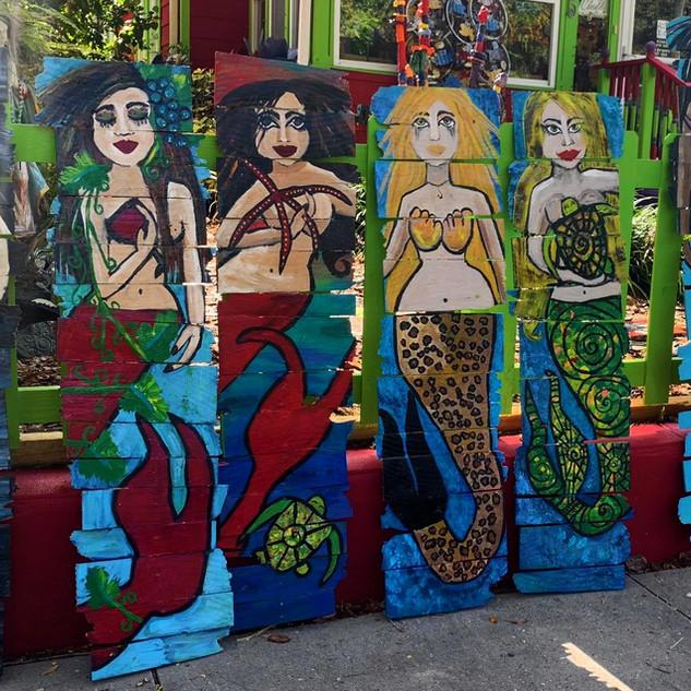 Mermaid Army 2018