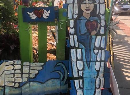 RhondaK's Better Angels are at Divine Excess Folk Art Gallery in Village of the Arts At Bradenton FL