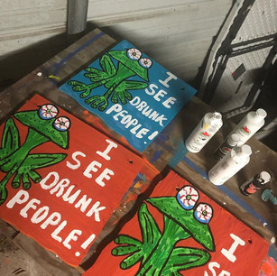 MaMaK's Infamous Drunk Frog