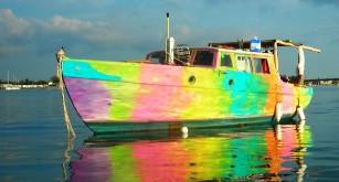 My One Dollar boat....