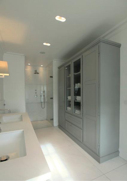 Linnedskab til badeværelset