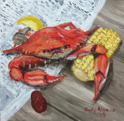 Crab and Corn