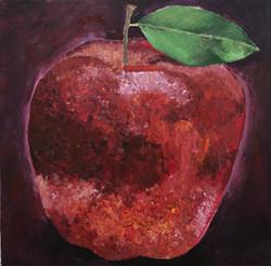 Textured Apple