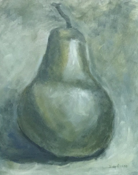 Monochromatic Pear 2