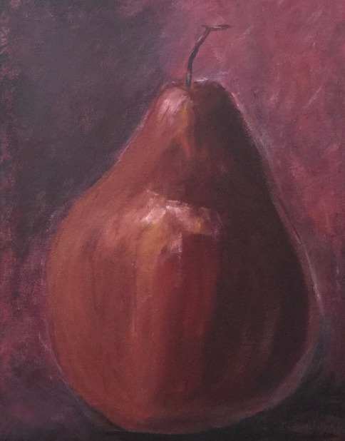 Monochromatic Pear 3