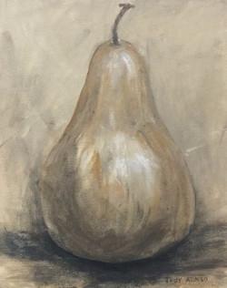 Monochromatic Pear 1