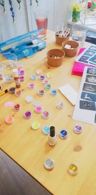 Atelier Tatouage éphémère