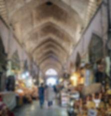Esfahan's Bazzar