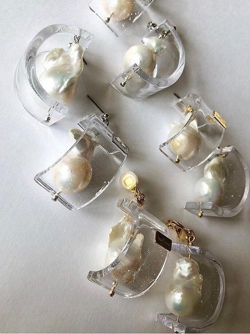hoof baroque pearl