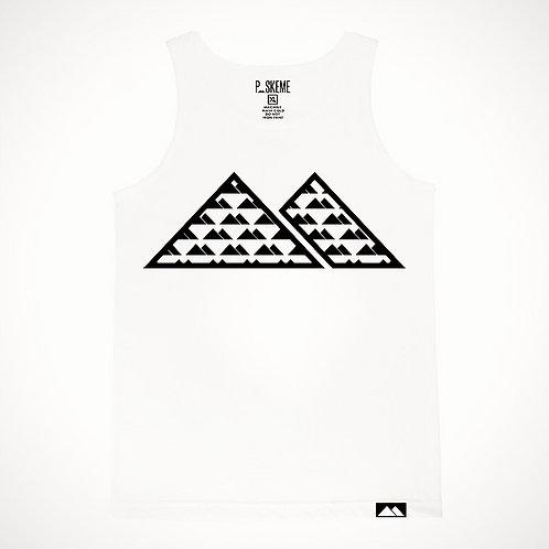 Pyramid Stamp Tank Top