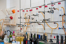 Viña Memorias -  Laboratory