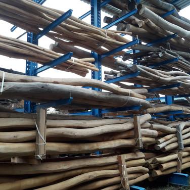 Holz im Aussenbereich