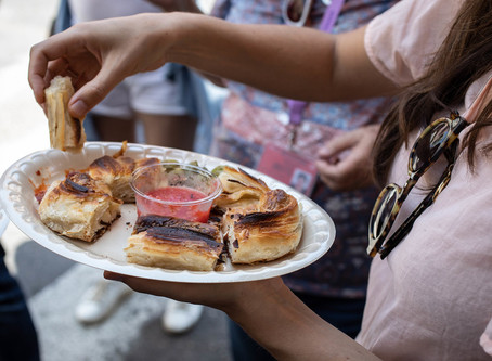 Israeli street foods you haven't tried yet