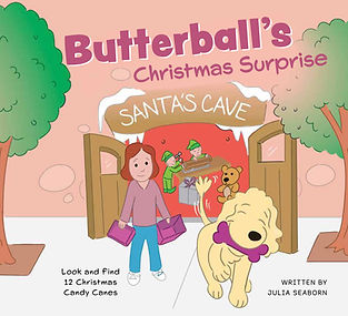 Butterball's Christmas Surprise_Cover gr