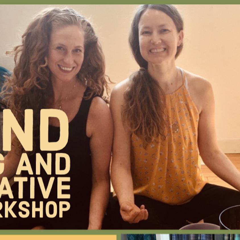 Restorative Yoga and Sound Healing August Workshop
