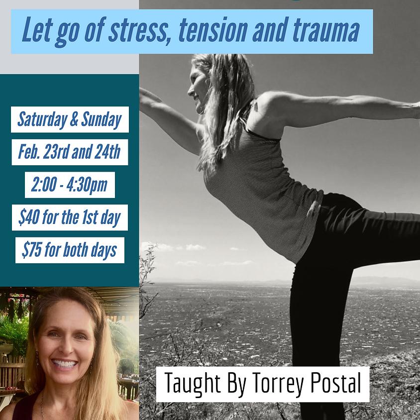 Tremor Yoga Workshop